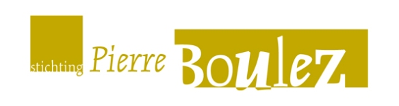 logo Stichting Pierre Boulez
